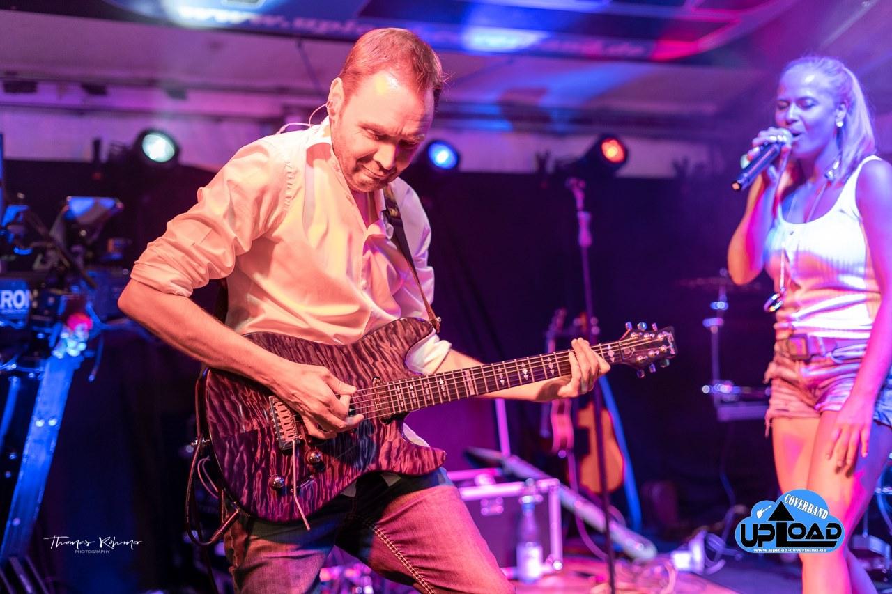 Uwe Naboreit gibt Gitarrenunterricht in Düsseldorf, Essen und Mönchengladbach