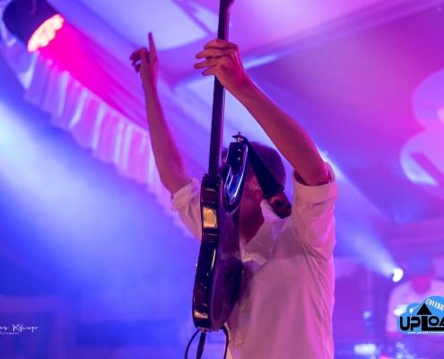 Gitarrenunterricht aus der Praxis-Uwe Naboreit als Gitarrist bei der Coverband Upload