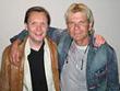 Uwe Naboreit mit Matthias Reim