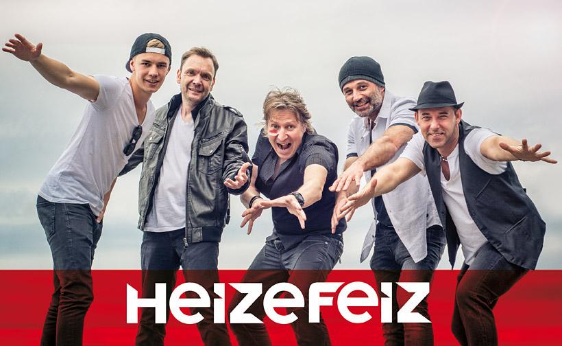 Uwe Naboreit war 2015-2017 als Gitarrist der Kölschrock-Karnevalsband Heizefeiz im Einsatz.