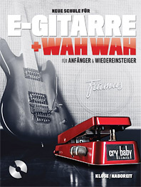 Uwe Naboreit, Gitarrenlehrer, veröffentlicht das Buch