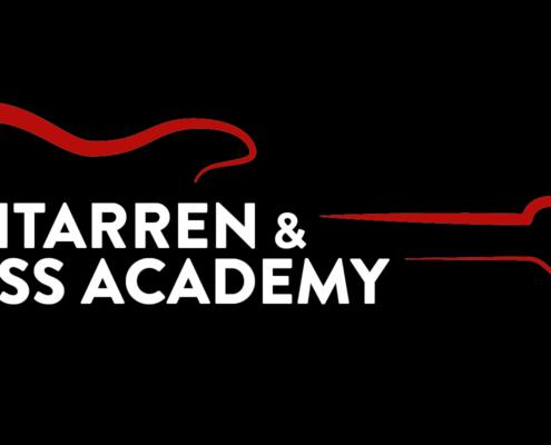 Logo, der Gitarren & Bass Academy
