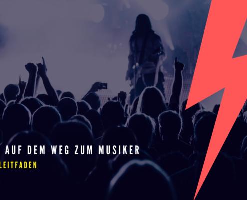 Dein Weg zum Musiker - Gitarrenlehrer Düsseldorf Essen 2